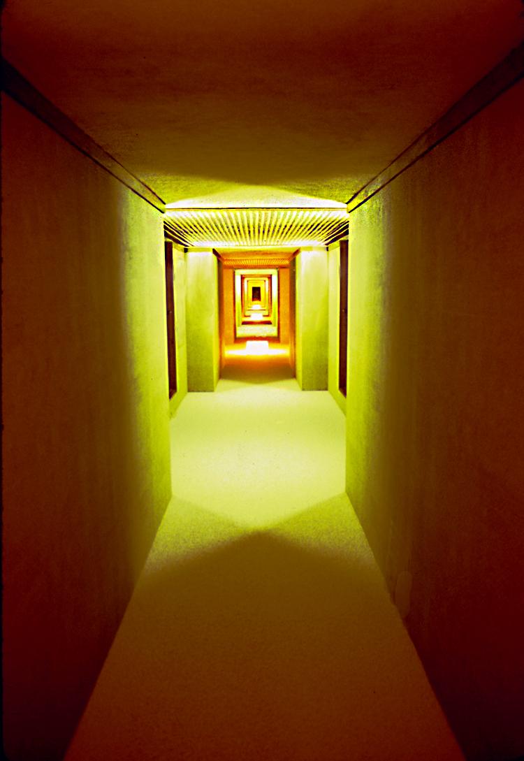 Inner Dimensions photo by Leslie Van Grove